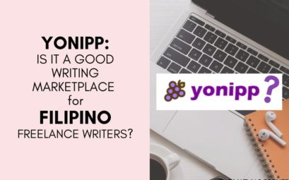 FAQs and Review: Is Yonipp a Good Writing Marketplace for Filipino Freelance Writers?